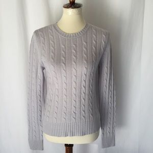 George Cashmere sweater pullover size M 8/10